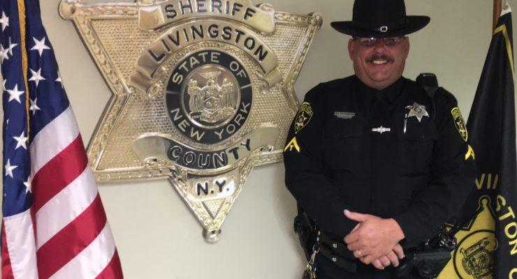 Sheriff's Office Thanks Deputy David Richardson for 'Member Monday'