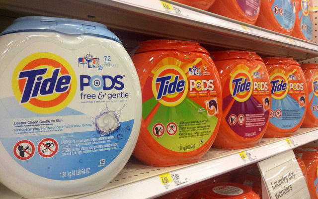 Errigo: People Should Know Better than to Bite on Internet's 'Tide Pod Challenge'