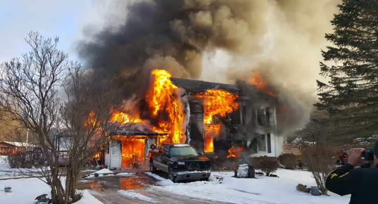 Mount Morris Fire Considered Non-Criminal