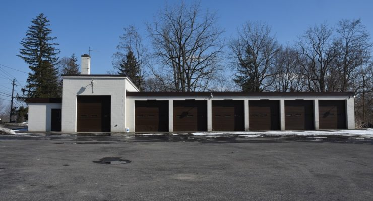 Old Geneseo Bus Garage to be Renovated for Businesses