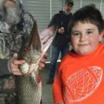 Youngster's Monster Pike Tops Ted's Ice Fishing Derby on Conesus Lake