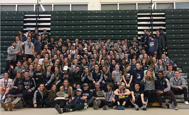 SUNY Geneseo Womens and Mens Track Dominate at SUNYACS