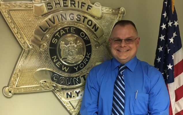 Sheriff's Office Recognizes Inv. Gene Chichester for Member Monday