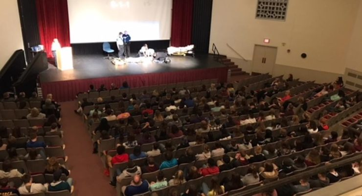 Kids Hear Grieving, Fighting, Struggling Heroin Experiences in H.E.R.O. Program