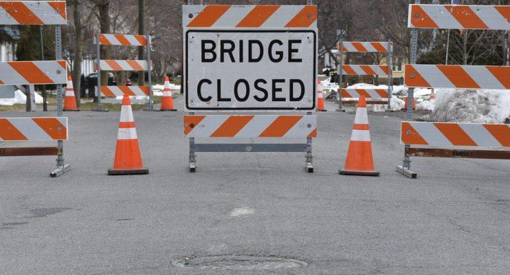 Seward Street in Dansville Closed Immediately Due to Necessary Repairs