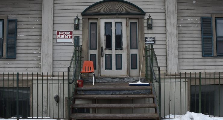 Sketchy Landlord a No-Show for Tenants Poor Living Conditions