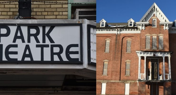 NYS Grants Over $1M to Restore Avon's Park Theater, Geneseo's 'Poorhouse'
