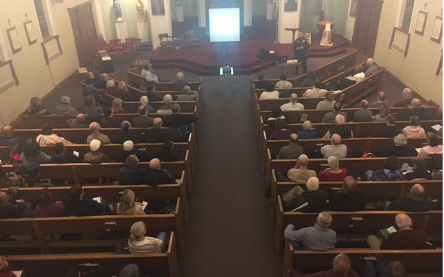 Active Shooter Training Comes to Livingston County Churchgoing Public