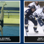 Szmyd and Reichman Named SUNY Geneseo Athletes of the Week