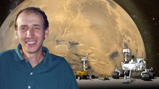 NASA Scientist's Lecture on Mars Mission Open to Public as Collaborative Between American Rock Salt and SUNY Geneseo