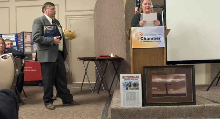 Agriculture Celebrated as 'Leg Up Stables' Honored as Farm of the Year