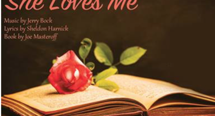 SUNY geneseo Brings Romantic Comedy 'She Loves Me' to the Stage April 4-8