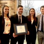 SUNY Geneseo School of Business SHRM Team Wins Statewide Competition