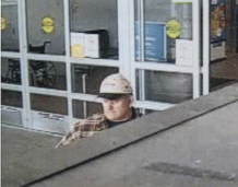 Do you know this man? Geneseo Police Look to ID Forcible Touching Suspect at Walmart