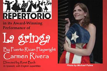 Repertorio Español's Production of the Comedy 'La Gringa' Coming April 11 to SUNY Geneseo