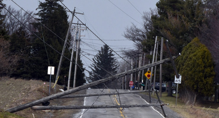 National Grid Ramps Up For Incoming Ice Storm