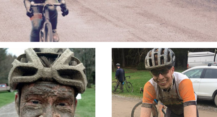 Once Again Riders Fight to the Podium in the 2018 Mudslinger Gravel Series