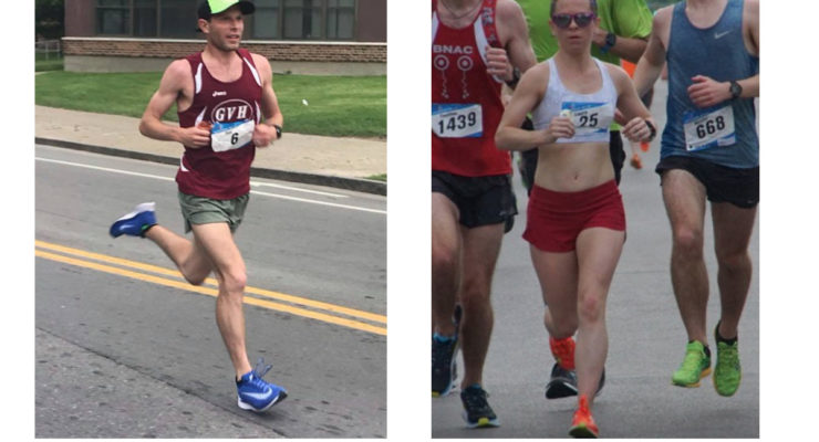 Liv. Co. Natives Chichester and Anderson Win Buffalo Marathon
