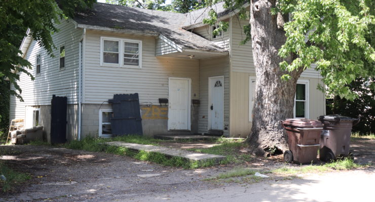 "Property Owners Discuss the ""Horrible"" Condition of Orchard Street at Village Board Meeting"