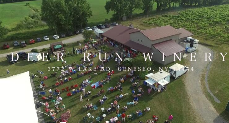 VIDEO: Deer Run Winery Summer concert Series a 'Grape' Time
