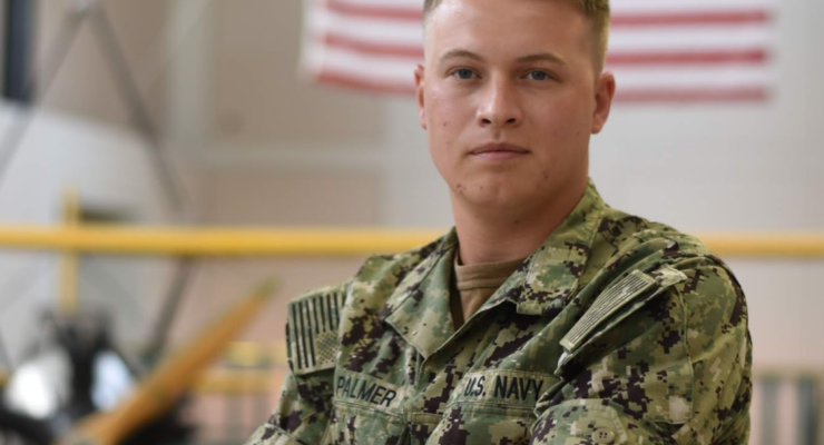 Caledonia-Mumford Airman Featured for Aviation Electronics Technician Work with Navy