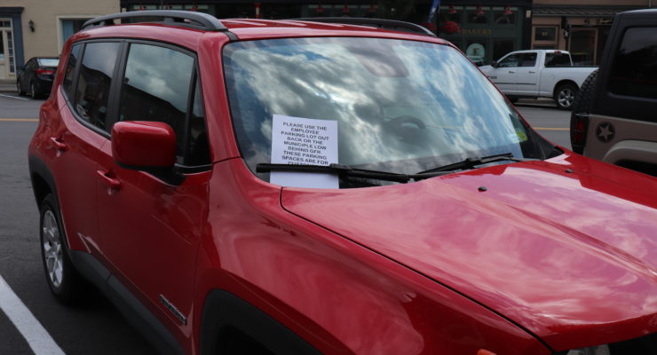 Geneseo Free Parking Frustrating Some Business Owners