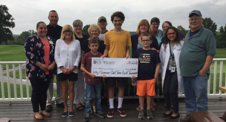 1st Annual Patty Klemmer Golf Memorial Raises Over $12K for Wilmot Cancer Center