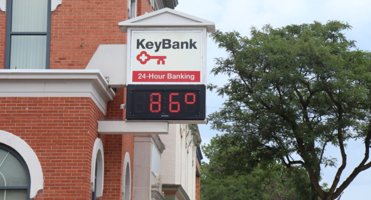 Hazardous Weather Outlook: High Temperatures Make Way for Potential Heavy Storms