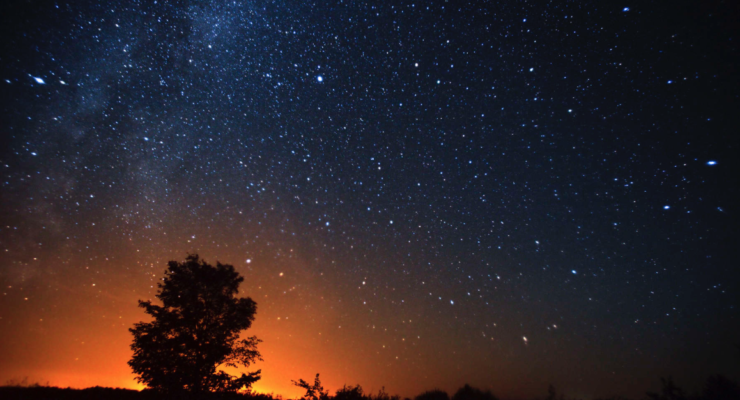 Find August Gems in the Nighttime Sky of Genesee Valley