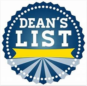 Caledonia and Lima Residents Represent Livingston County on Nazareth College's Spring's Dean's List