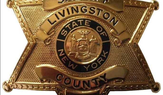 Livingston County Sheriff's Office's Weekly Arrest Blotter