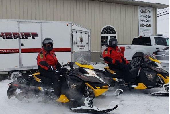 Livingston County Sheriff's Office Snowmobile Patrol Unit