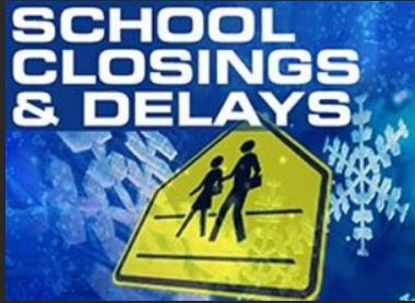 School Closures For Thursday, January 31st