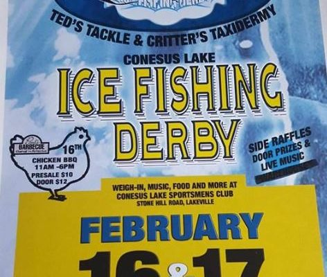2019 Frost Bite Ice Fishing Derby Festivities