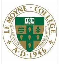 Le Moyne College Names Elizabeth Congdon to the Fall 2020 Dean's List