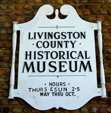 The Livingston County Historical Museum Receives Generous Contribution From American Rock Salt