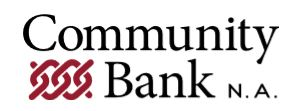 Community Bank N.A. Closes All Branch Lobbies and Will Operate Solely Through Drive-Thrus