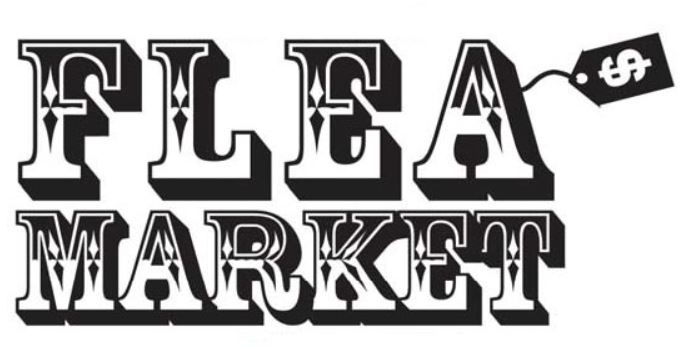 Community Garage Sale and Superflea this Sunday at the City of Rochester Public Market