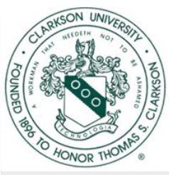 Shields, Conesus; Marcy, Geneseo; Simmons, Lima; & Stewart, Livonia allGraduate from Clarkson University
