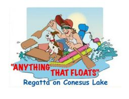 Here It Comes – The Anything That Floats Regatta