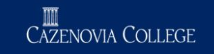Cazenovia College Announces Two Livingston Students Named to Dean's List for Spring 2020