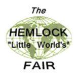 Wednesday's Hemlock Fair Schedule
