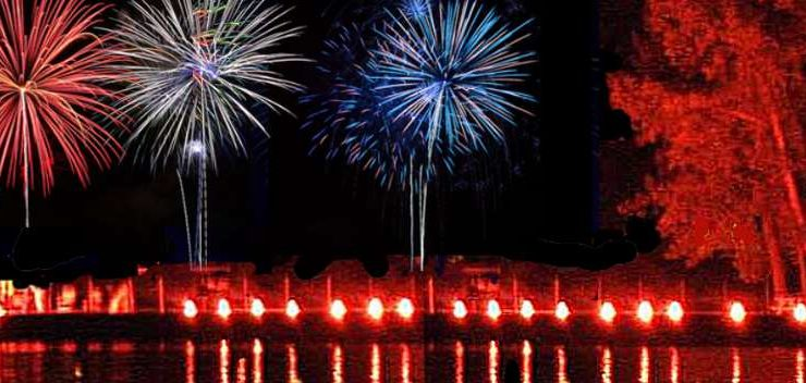 Conesus Lake Ring of Fire Starts Tonight At 10pm