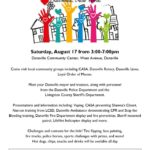 Save The Date – Dansville Is Having A Community Day
