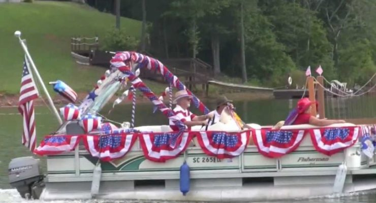 ANNUAL BOAT PARADE ON CONESUS LAKE CANCELLED