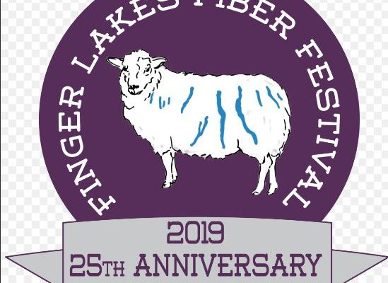 25th Annual Finger Lakes Fiber Festival This Weekend