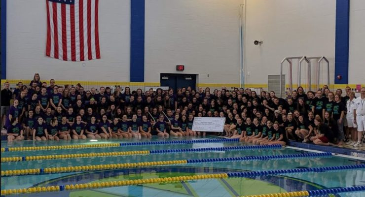"""Duel In The Pool"" Raises $2750 For Local Charity"