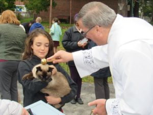 St Agnes School Celebrated The Feast Of St Francis Of Assisi