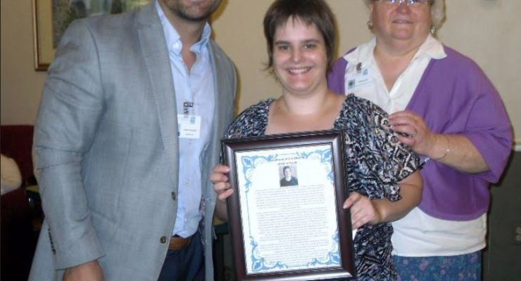 Christine Brede – Avon Nursing and Rehabilitation Center Employee Of The Month