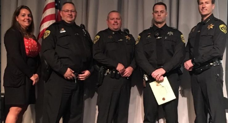 Livingston County Deputy Phillips Newest Drug Recognition Expert